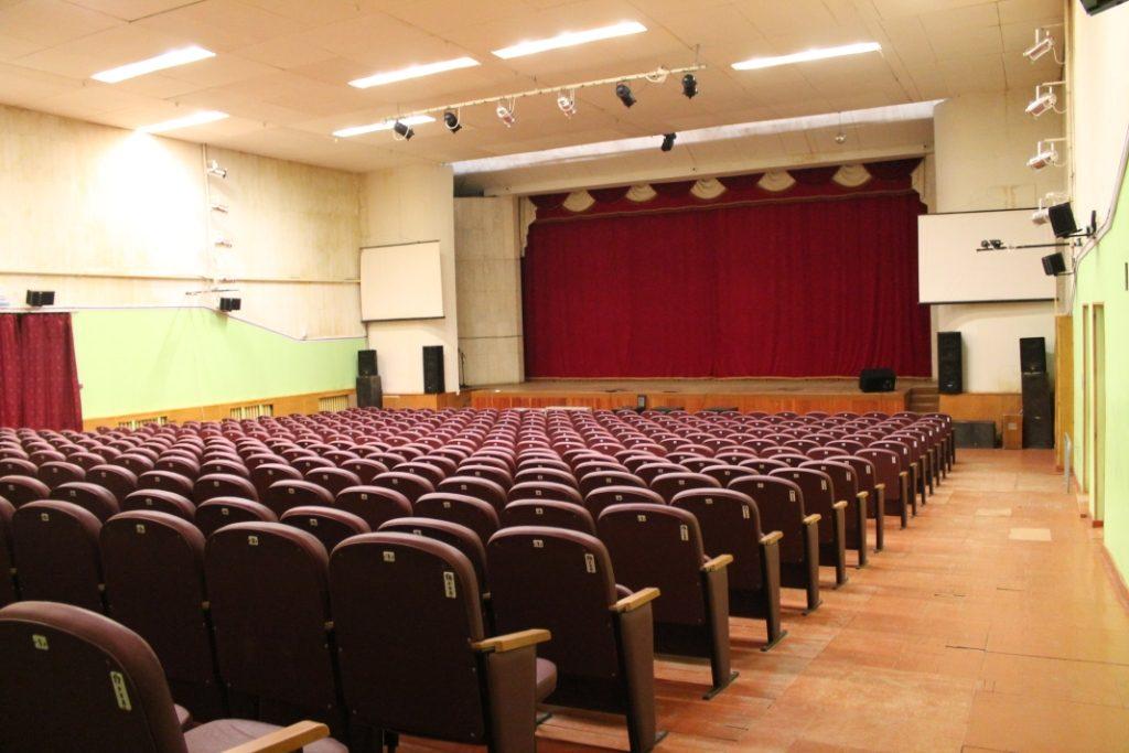 Масштабный виртуальный концертный зал открылся в Чкаловске