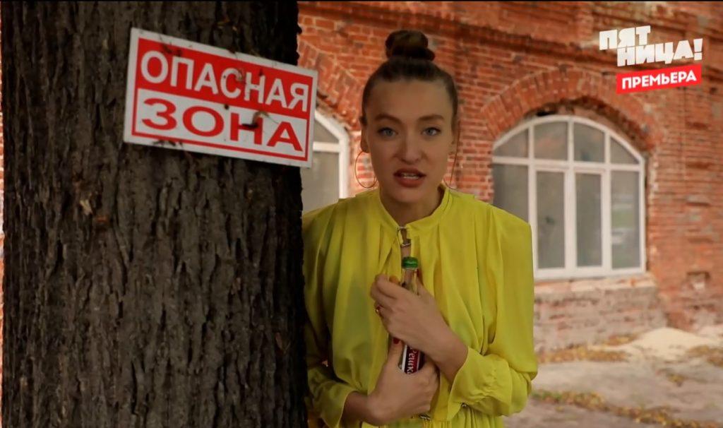 «Она сразу бросилась мне в глаза»: нижегородка рассказала, как нашла бутылку «Орла и решки»