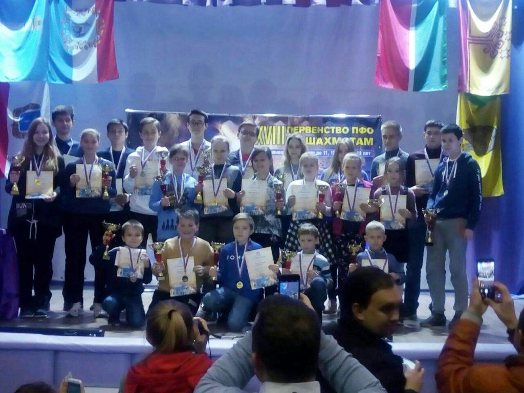 Нижегородская школьница Светлана Горячева выиграла бронзу на первенстве ПФО по быстрым шахматам