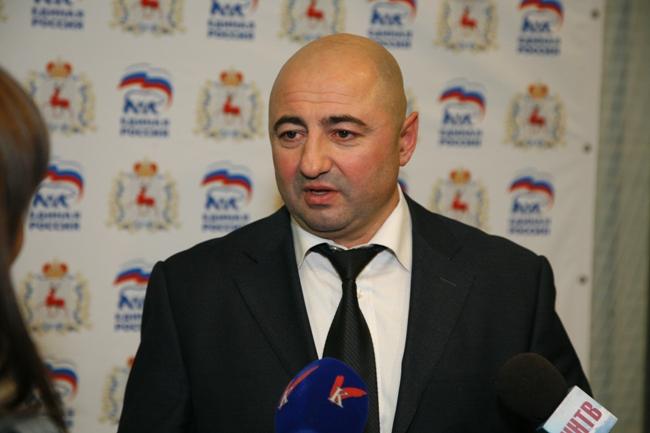 Александр Вайнберг: «Нижегородцы не остаются в стороне от принятия важных для общества решений»