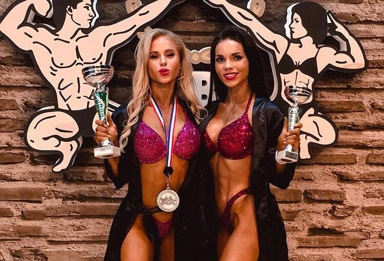 Две нижегородки стали призёрками Кубка Мира по бодибилдингу