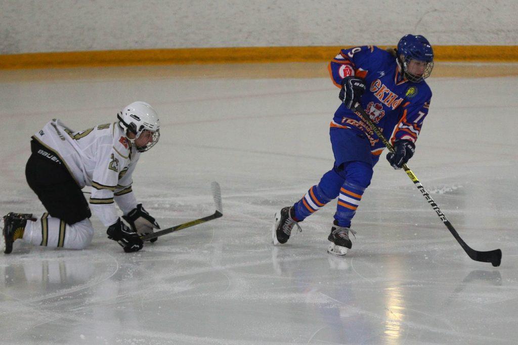 Хоккеистки «СКИФа» вырвали победу у «Торнадо»