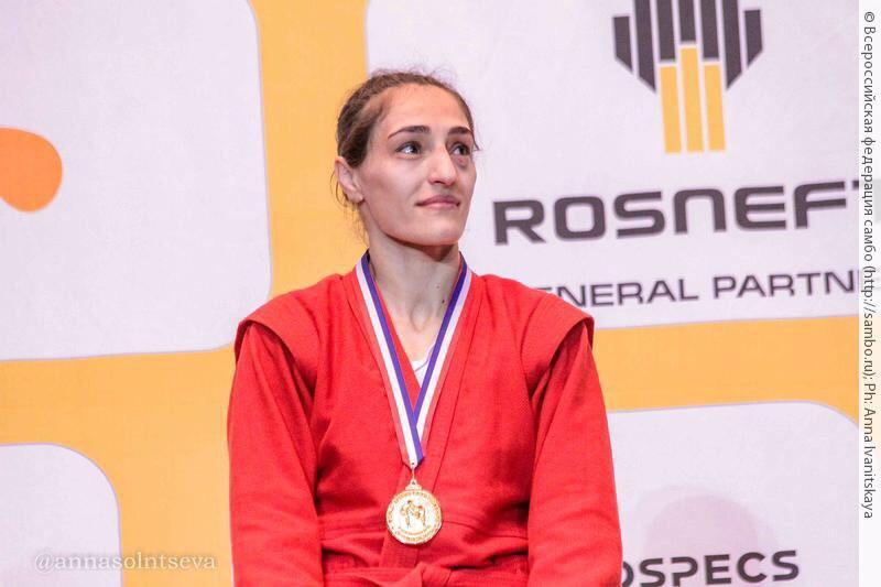 Трое нижегородских самбистов стали чемпионами мира