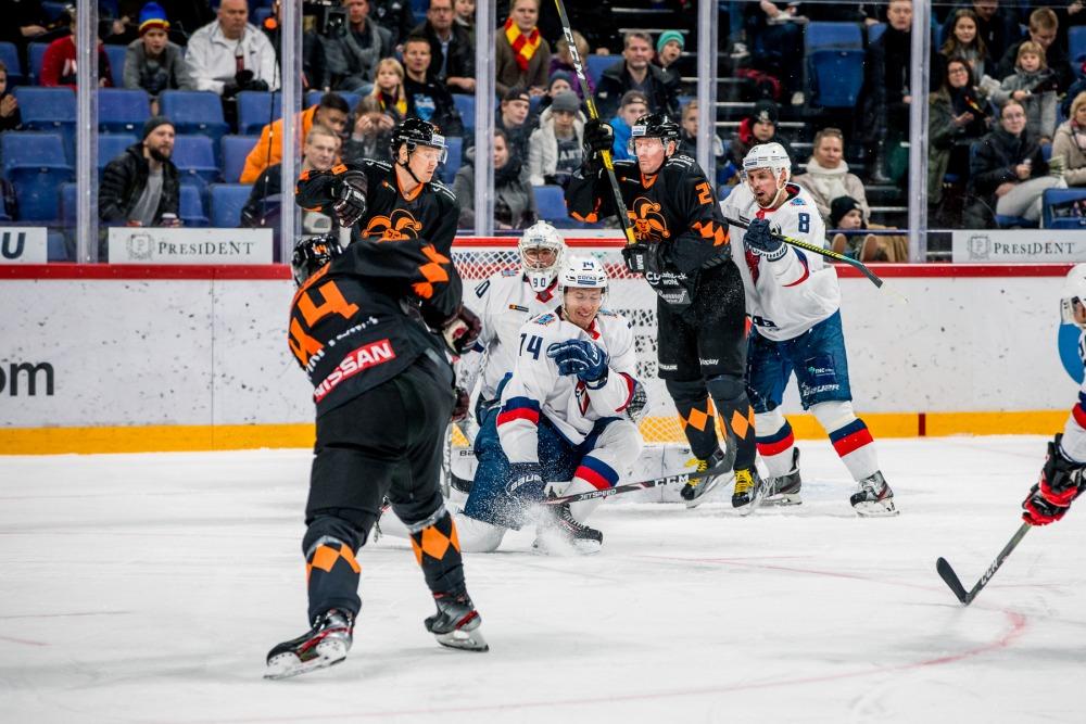 ХК «Торпедо» уступило в Хельсинки