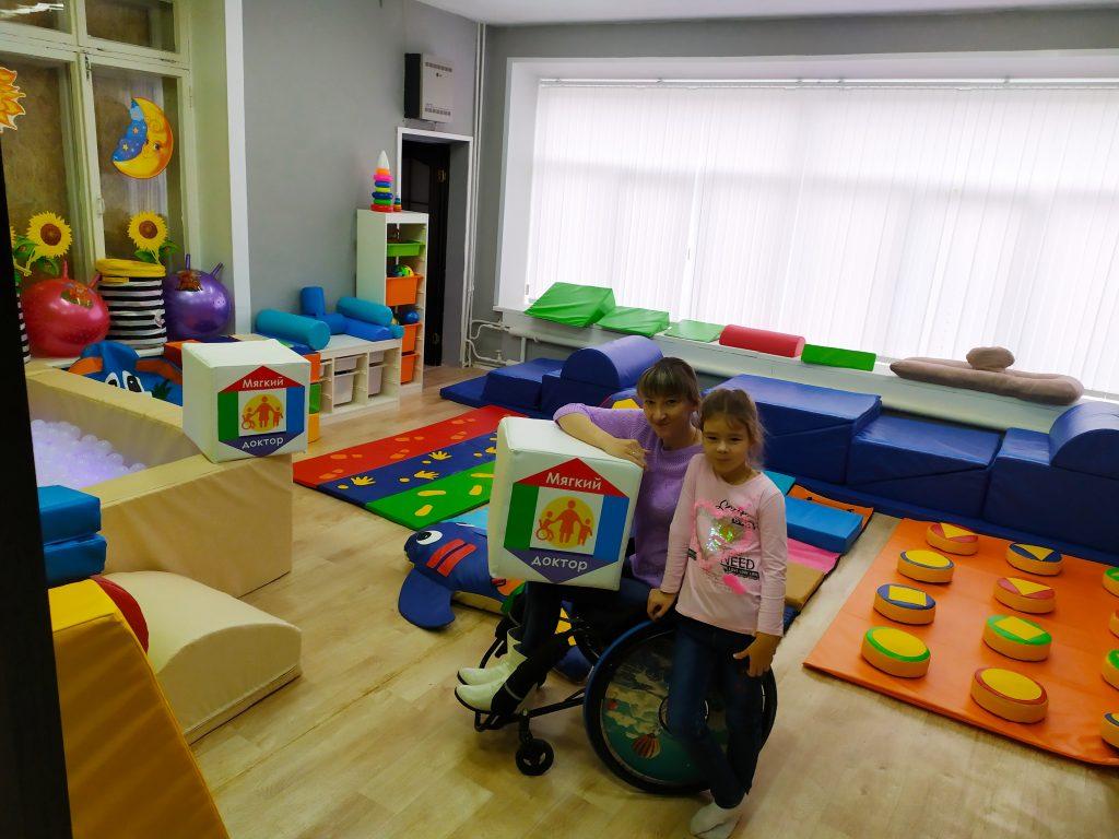 Нижегородка получила грант на производство тренажеров для реабилитации детей с ограниченными возможностями