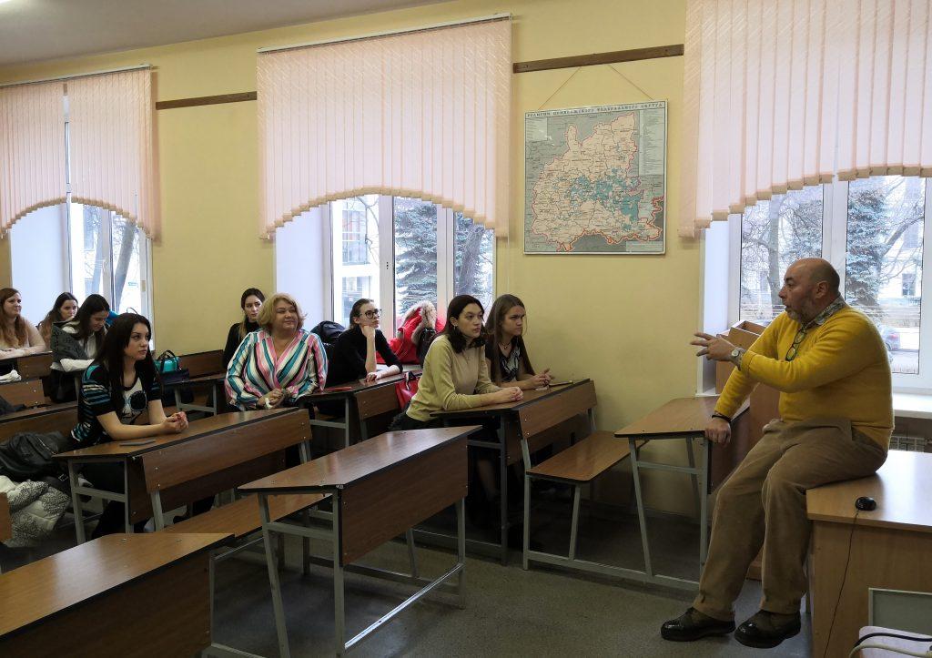 Нижегородским студентам рассказали о профессии специалиста по коммуникациям в рамках премии «Серебряный Лучник»