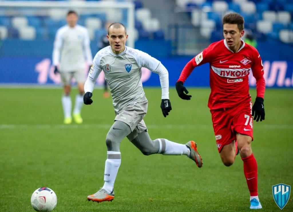 ФК «Нижний Новгород» разошёлся миром со «Спартаком-2»