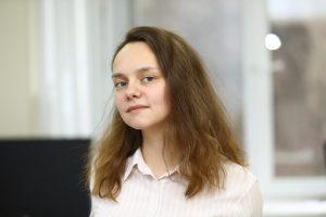 Вероника Кузьминова