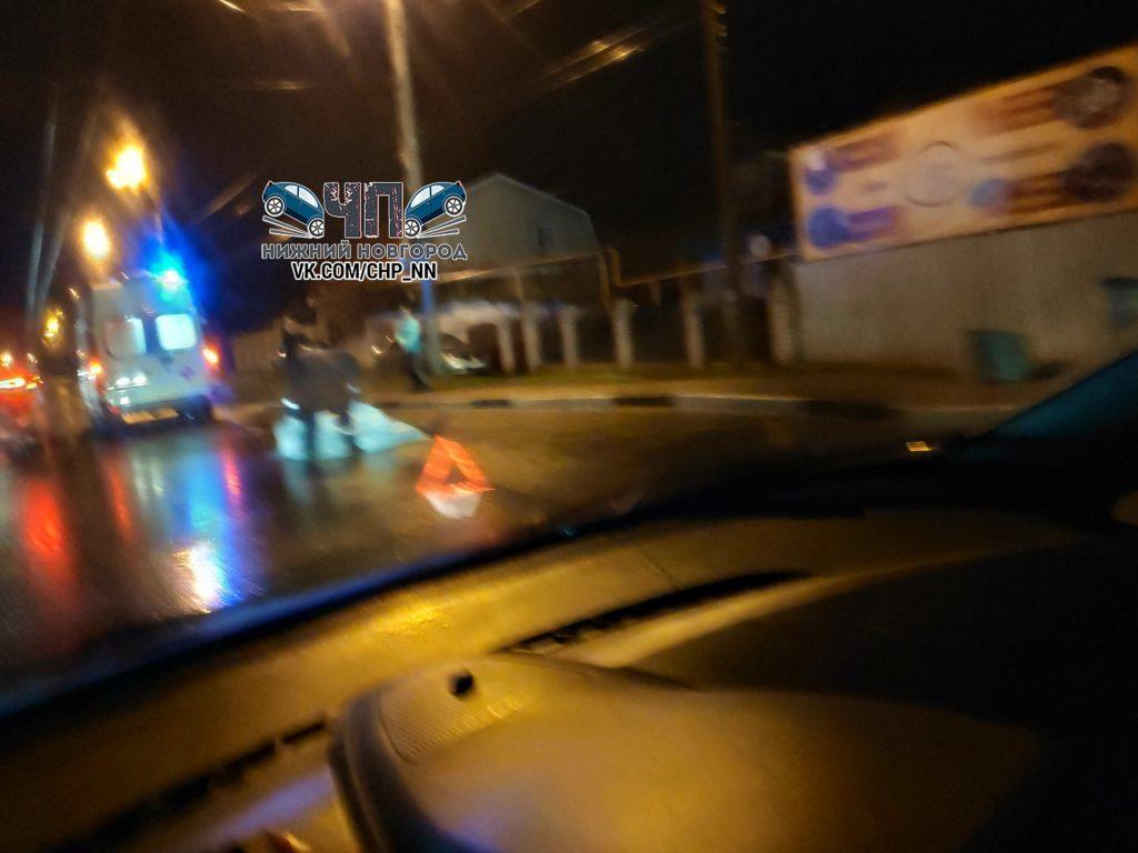 Водитель насмерть сбил пешехода в Сормовском районе и скрылся