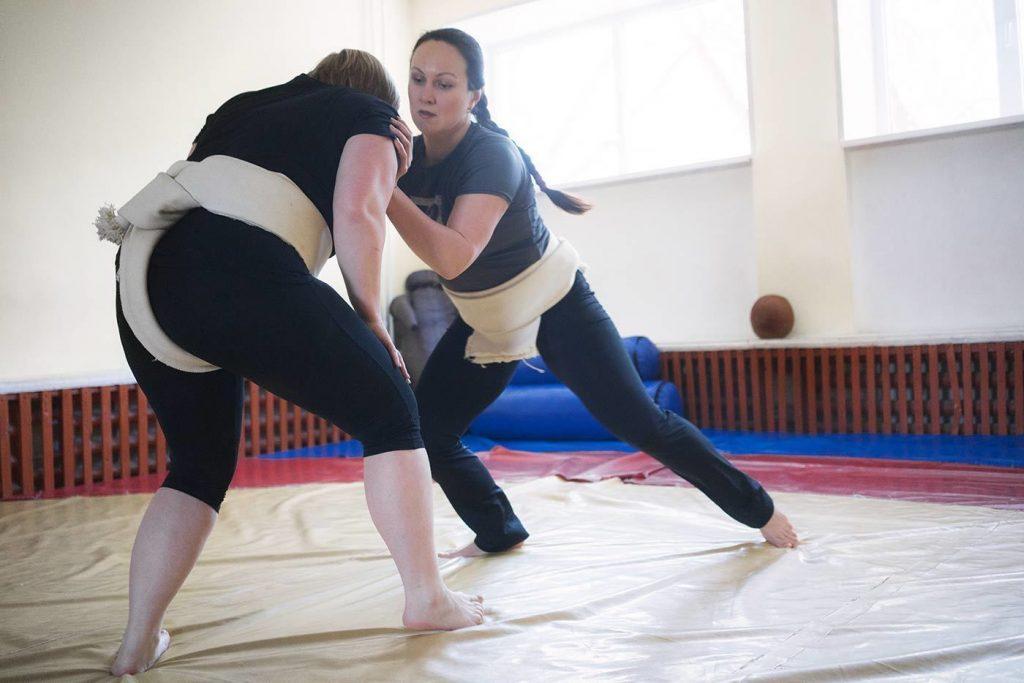 Двухкратная чемпионка Всемирных игр по сумо Светлана Пантелеева рассказала, как пришла в большой спорт