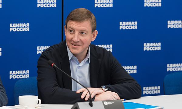 Андрей Турчак: «Проектный офис обеспечит работу по формированию народной Программы «Единой России»