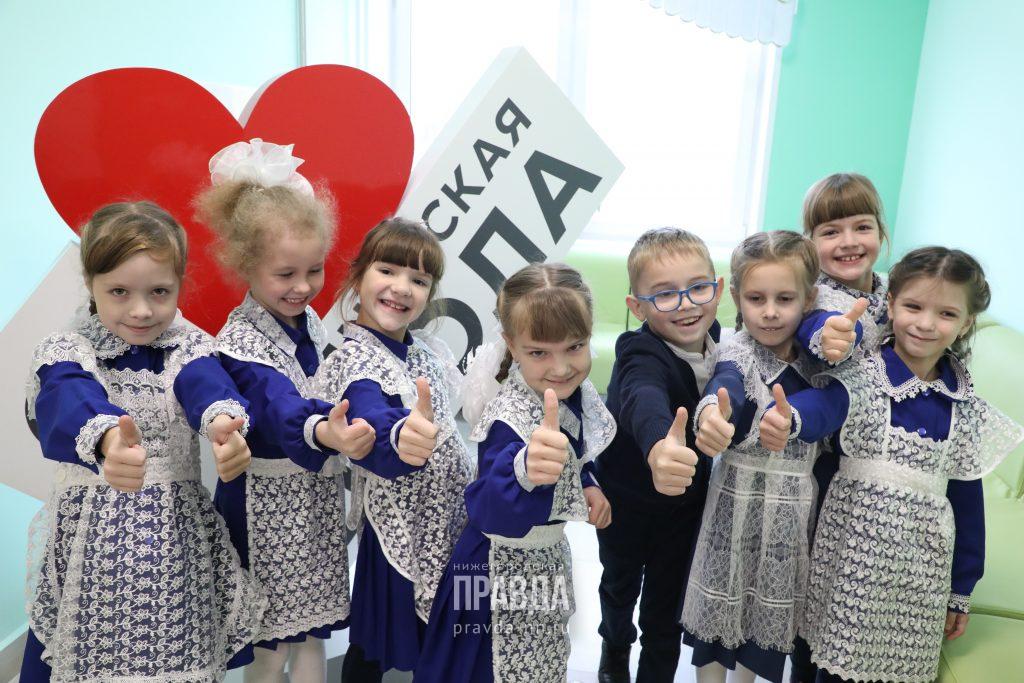 В Нижегородской области школьников отправили на Марс