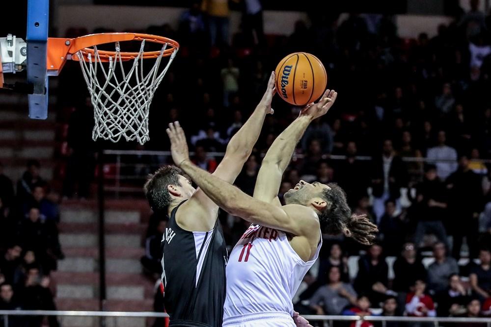 БК «Нижний Новгород» упустил выигрыш в Турции