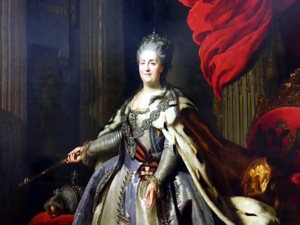 Шальная императрица: кого на самом деле любила Екатерина II