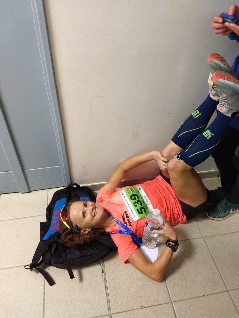 Спортсменка из Бора пробежала 225 км за сутки и стала чемпионкой мира