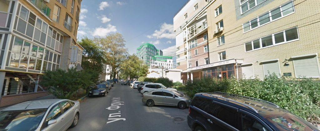 Участок улицы Фрунзе будет временно перекрыт