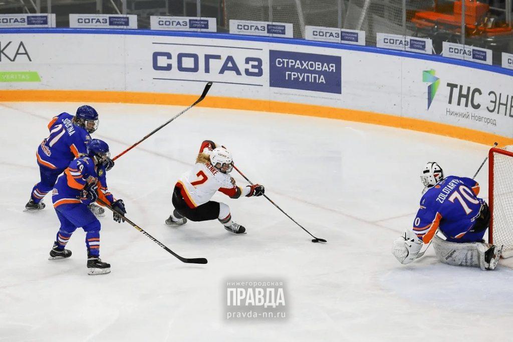 Нижегородский «СКИФ» проиграл команде из Китая: смотрим, как проходил матч