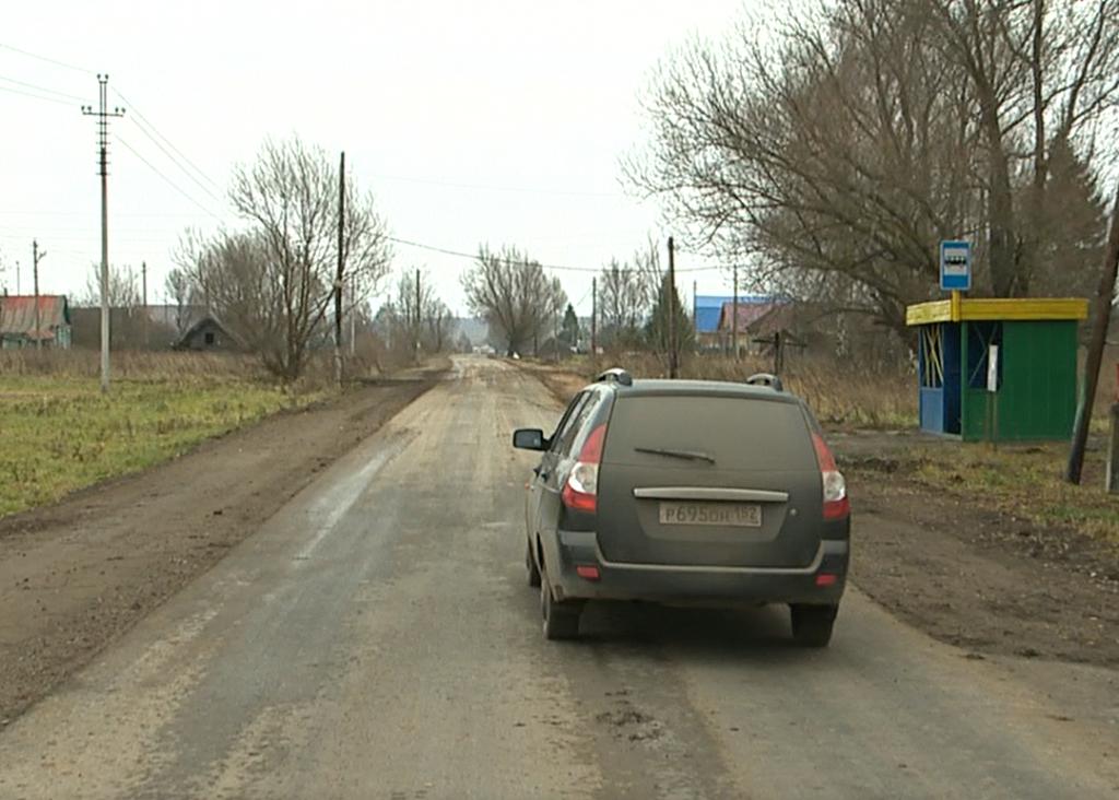 Специалисты ГУАД приняли после ремонта последний участок дороги вАрзамасском районе
