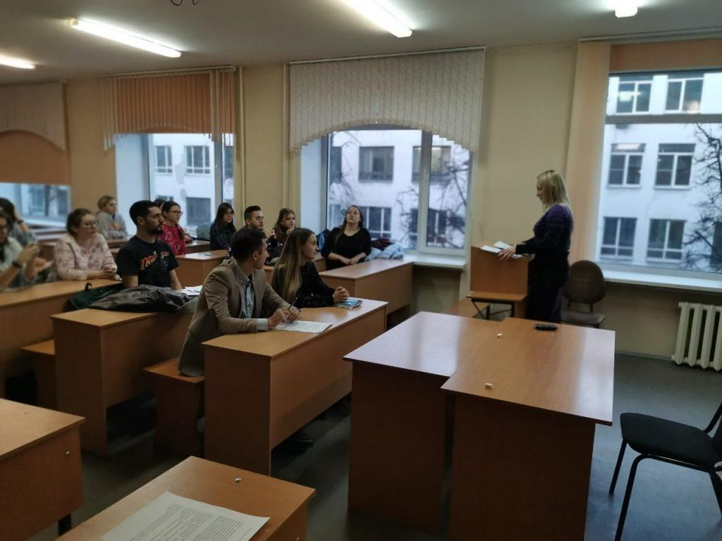 Иностранные студенты рассказали ораздельном накоплении отходов иэкологических проблемах своих стран
