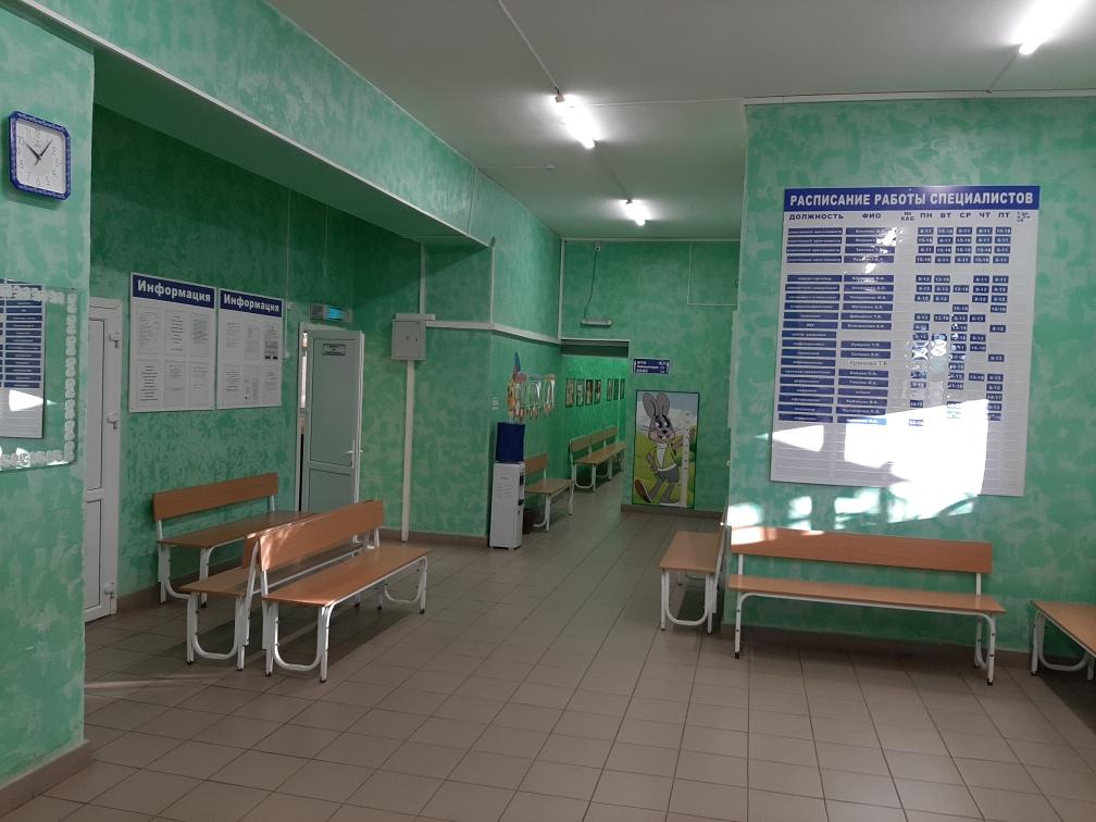 Врамках реализации нацпроекта «Здравоохранение» вПавловской ЦРБ завершился капитальный ремонт поликлинического отделения