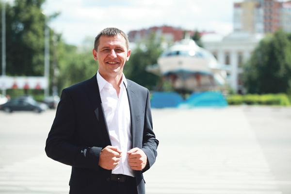 Первым заместителем главы Нижнего Новгорода стал Дмитрий Сивохин