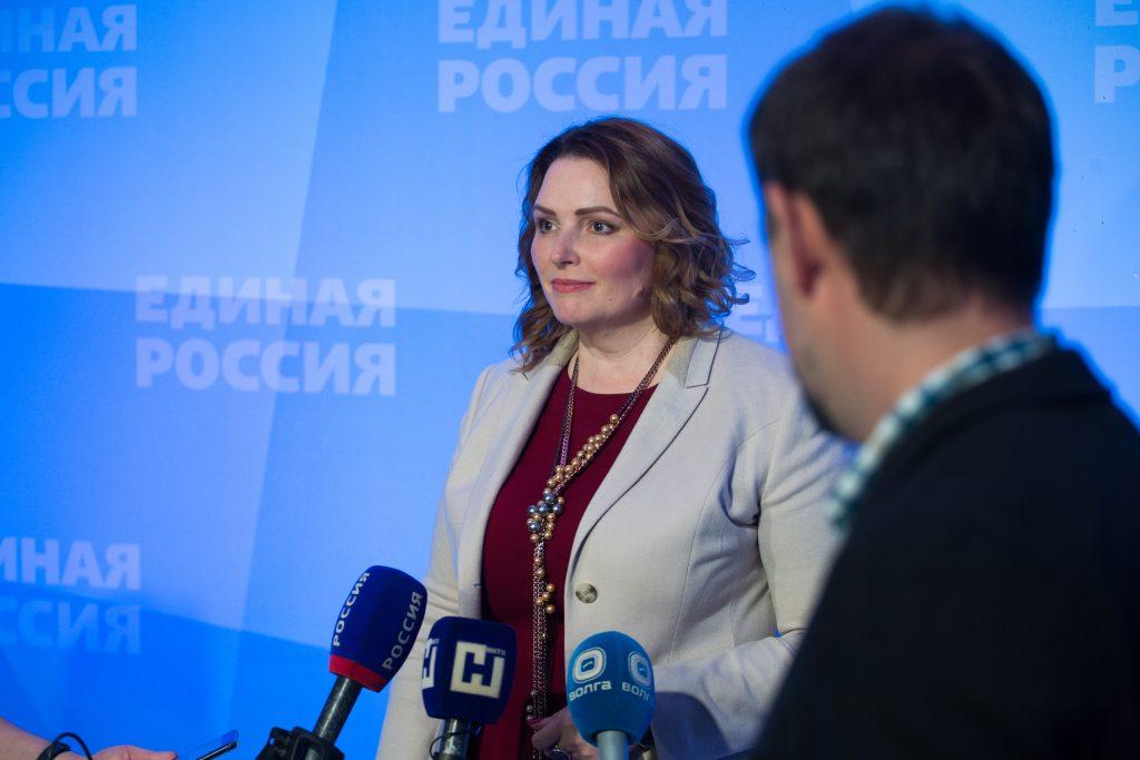 Ольга Щетинина: Помогаем оперативно решить вопрос с дальнейшим проживанием пострадавших при взрыве в Вачском районе