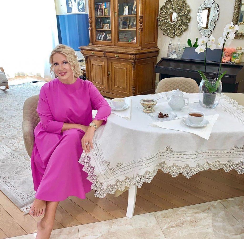 Екатерина Одинцова рассказала, как приготовить холодный суп