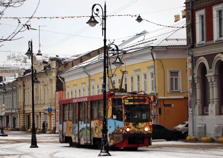 Трамвай №11 на полгода перестанет работать в Нижнем Новгороде