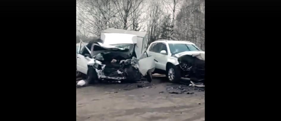 Нижегородец погиб при лобовом ДТП на автомобиле, который только что купил