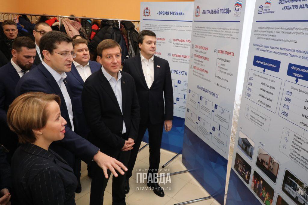 «Театральный поезд» запустят с нового года в Нижегородской области