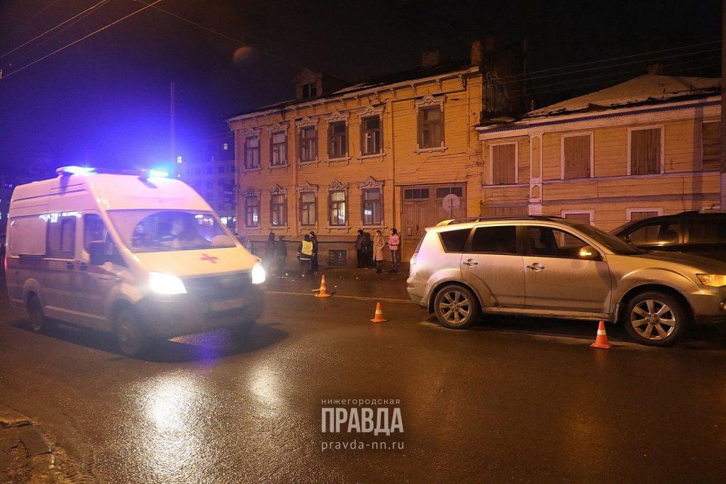 Глеб Никитин поручил оказать материальную помощь пострадавшим исемье погибшей вДТП наулице Горького