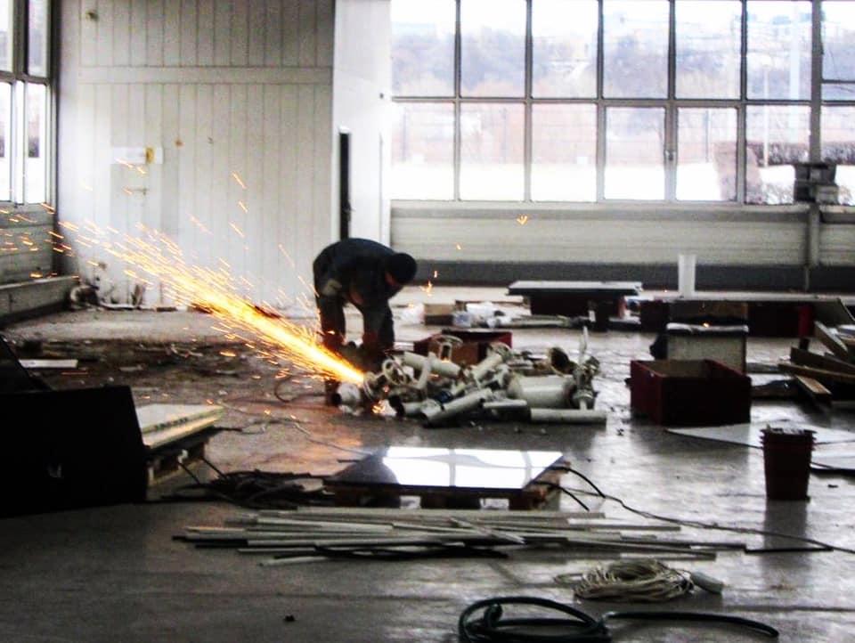 Павильон №1 Нижегородской ярмарки отремонтируют в 2020 году
