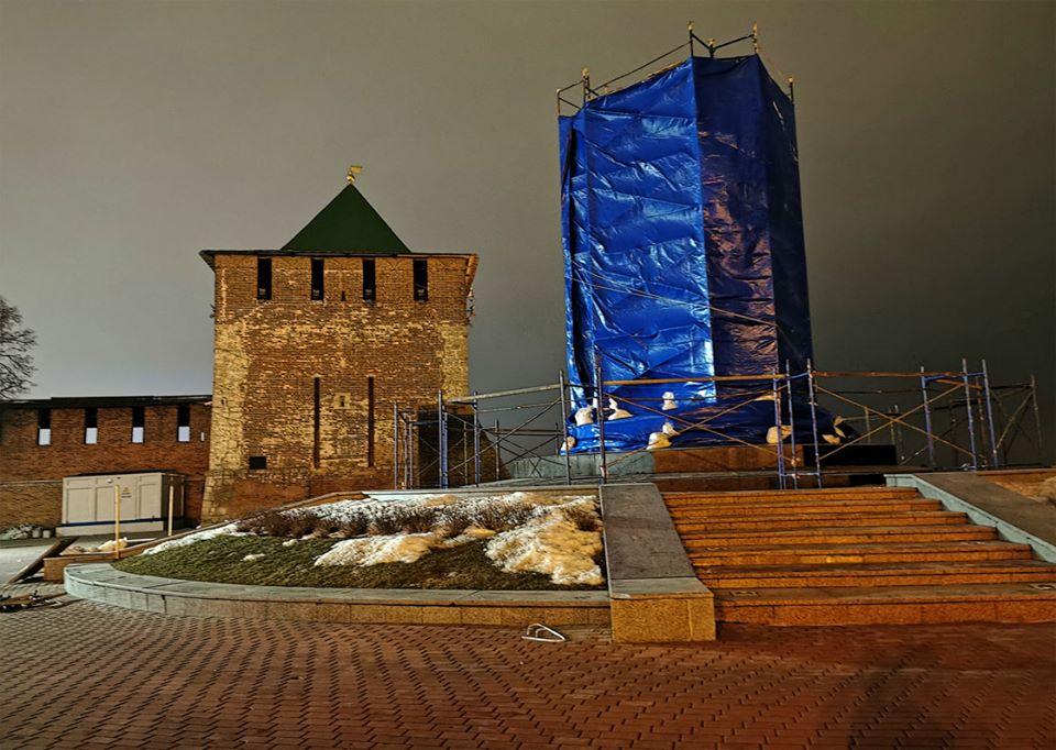 Семь памятников отремонтируют за 42 млн рублей в Нижнем Новгороде: показываем карту мест реставрации