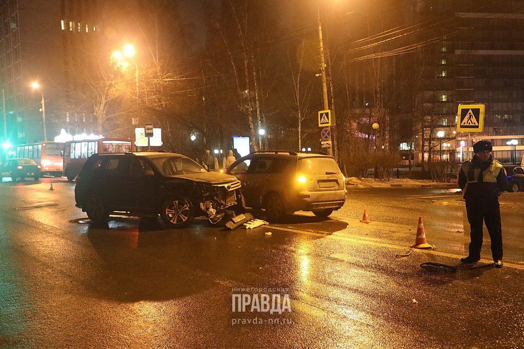 Задержан виновник смертельного ДТП на улице Горького