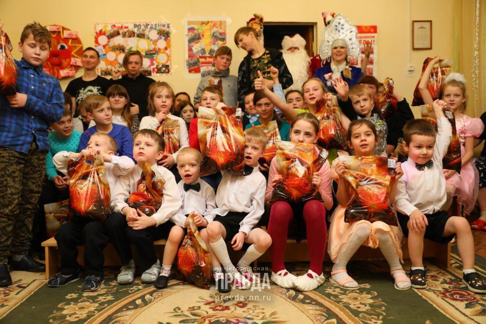 Дед Мороз попался в мышеловку: Как дети из автозаводского приюта «Улыбка» спасли волшебника