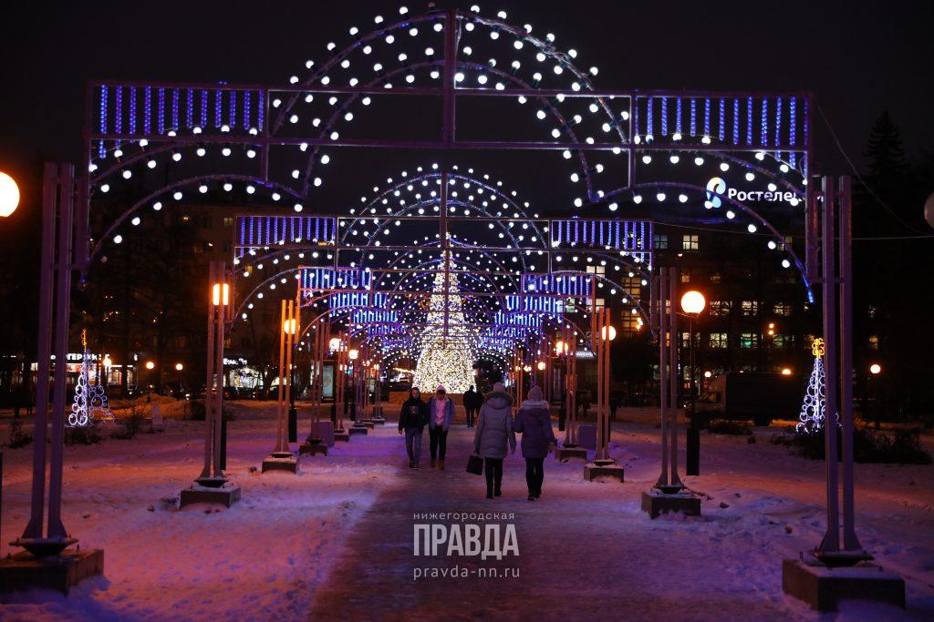 Площадь Горького реконструируют к юбилею Нижнего Новгорода