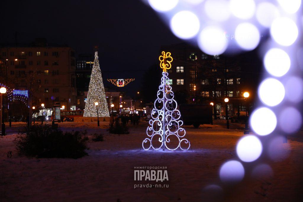 Глеб Никитин рассказал, как нижегородцы будут отмечать Новый год