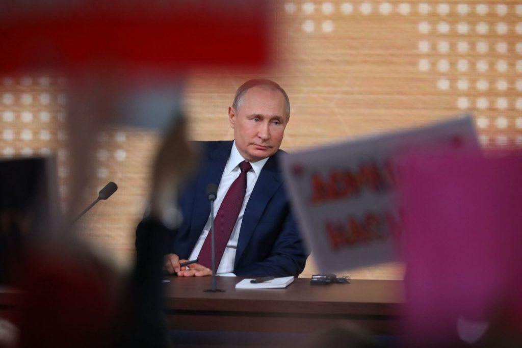 Владимир Путин выступит с обращением о коронавирусе