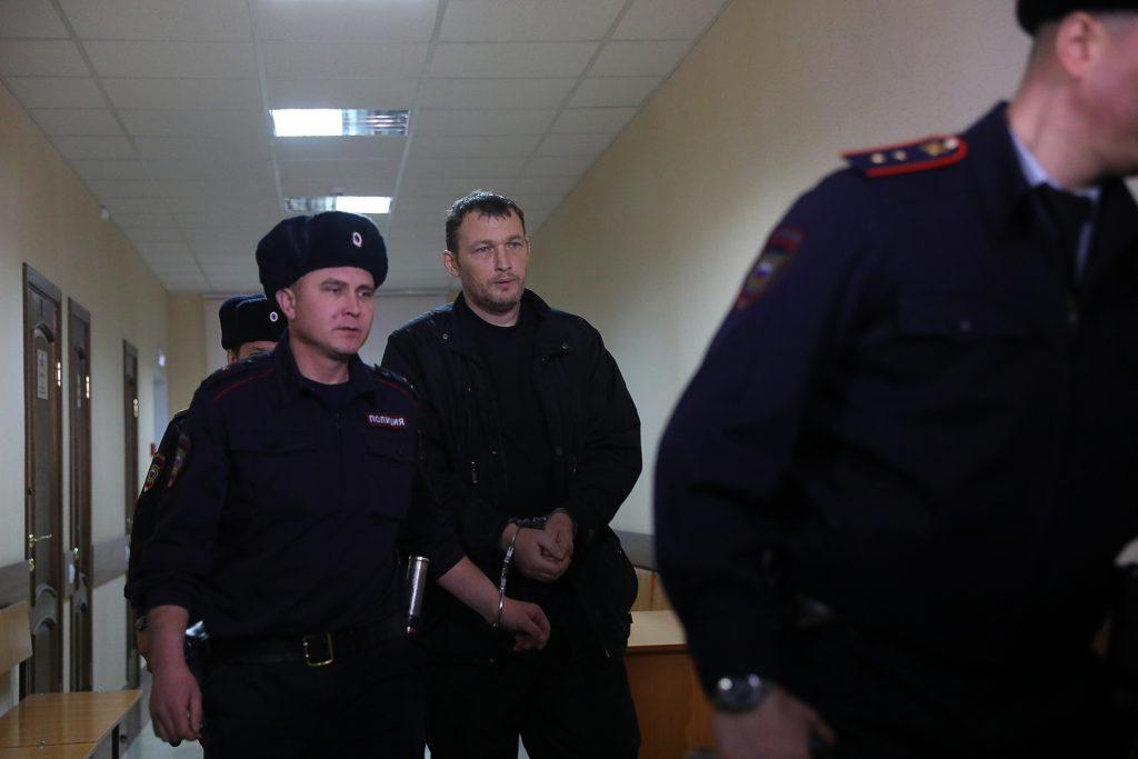 Виктор Пильганов, подозреваемый в совершении ДТП с наездом на детей, взят под стражу до 6 февраля