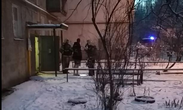 30 жильцов дома в Приокском районе эвакуировали из-за пожара (ВИДЕО)