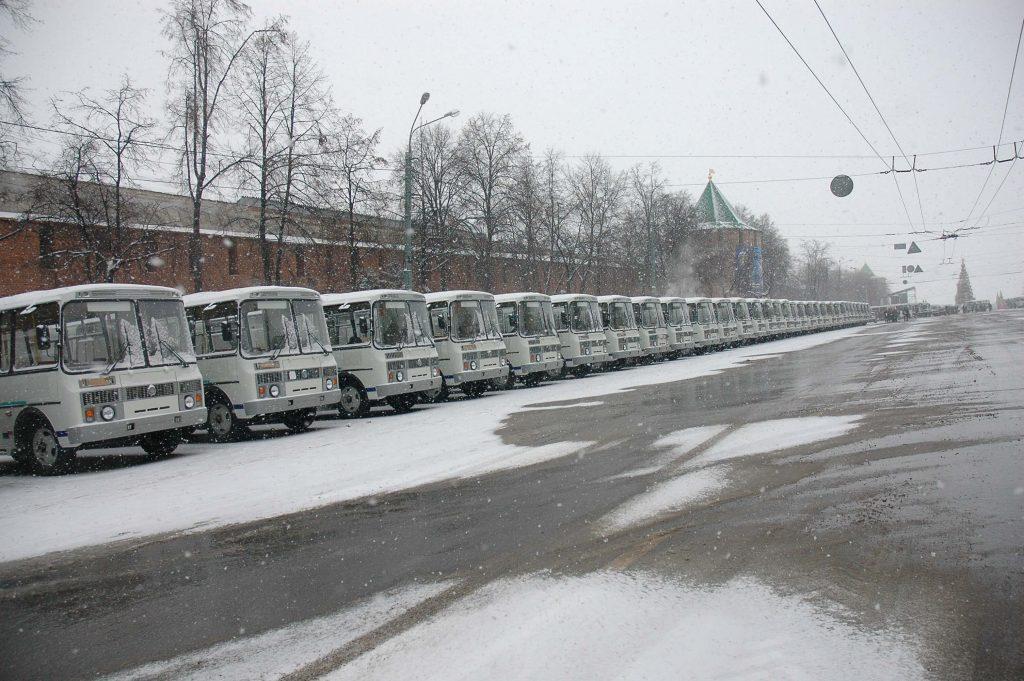 Проезд на популярных нижегородских маршрутках подорожает с нового года