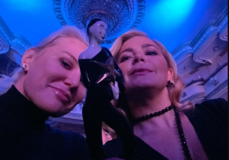 Ирина Пегова получила «Звезду театрала»