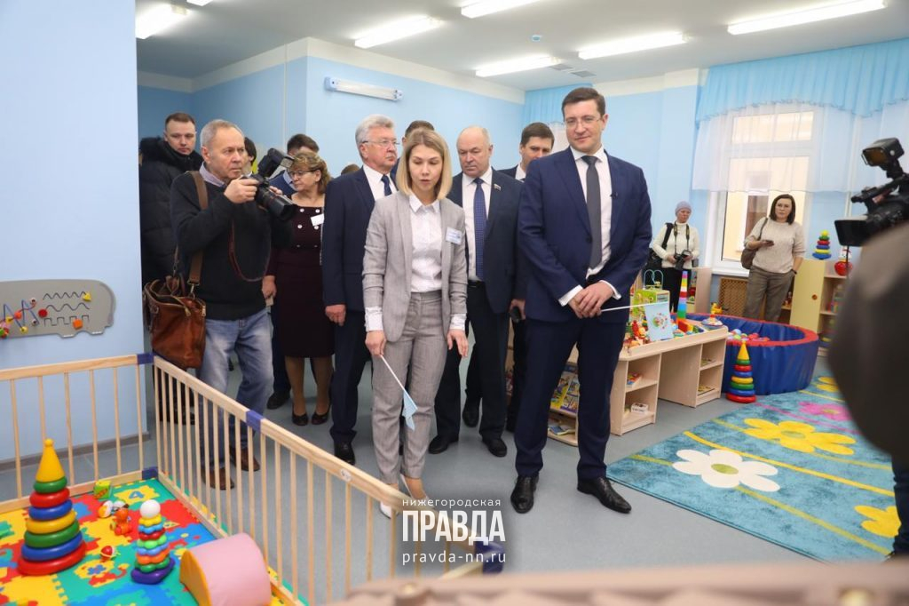 Глеб Никитин детский сад
