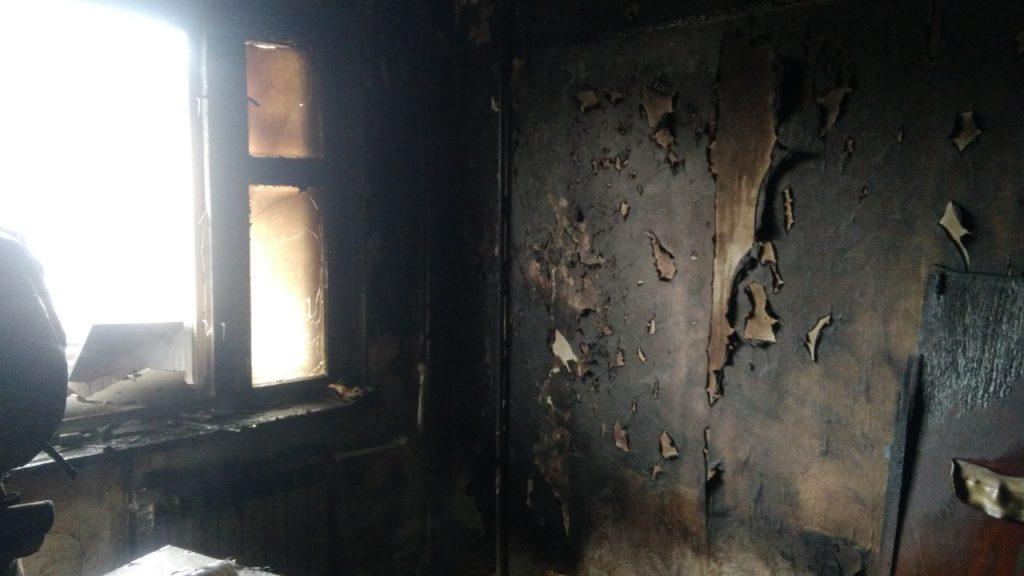 Человек насмерть сгорел в квартире в Автозаводском районе