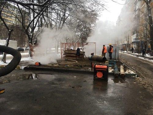 Больше 100 км теплосетей отремонтируют в Нижнем Новгороде в 2020 году