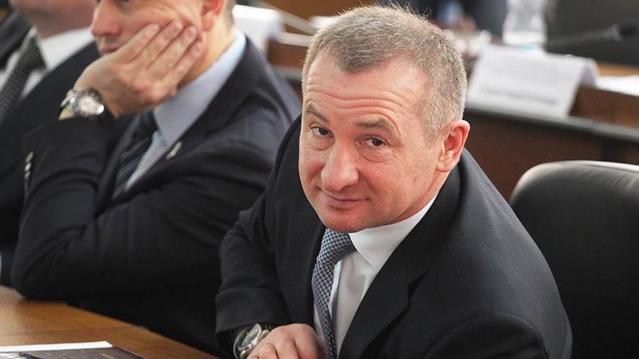 Бывшего руководителя нижегородских кладбищ Николая Ингликова хотят признать банкротом