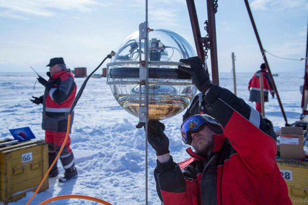 Через торосы к звездам: нижегородцы разрабатывают образец ледопланировочной машины для строительства телескопа на Байкале