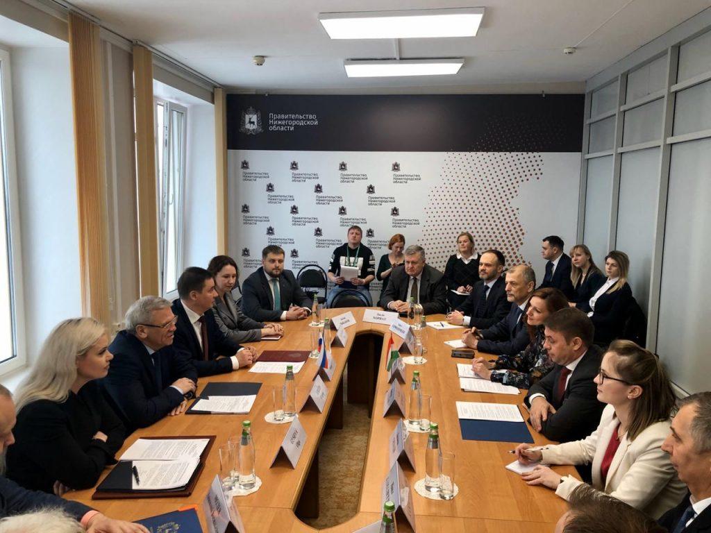 Работу Почетного консульства Венгрии вНижнем Новгороде возобновят