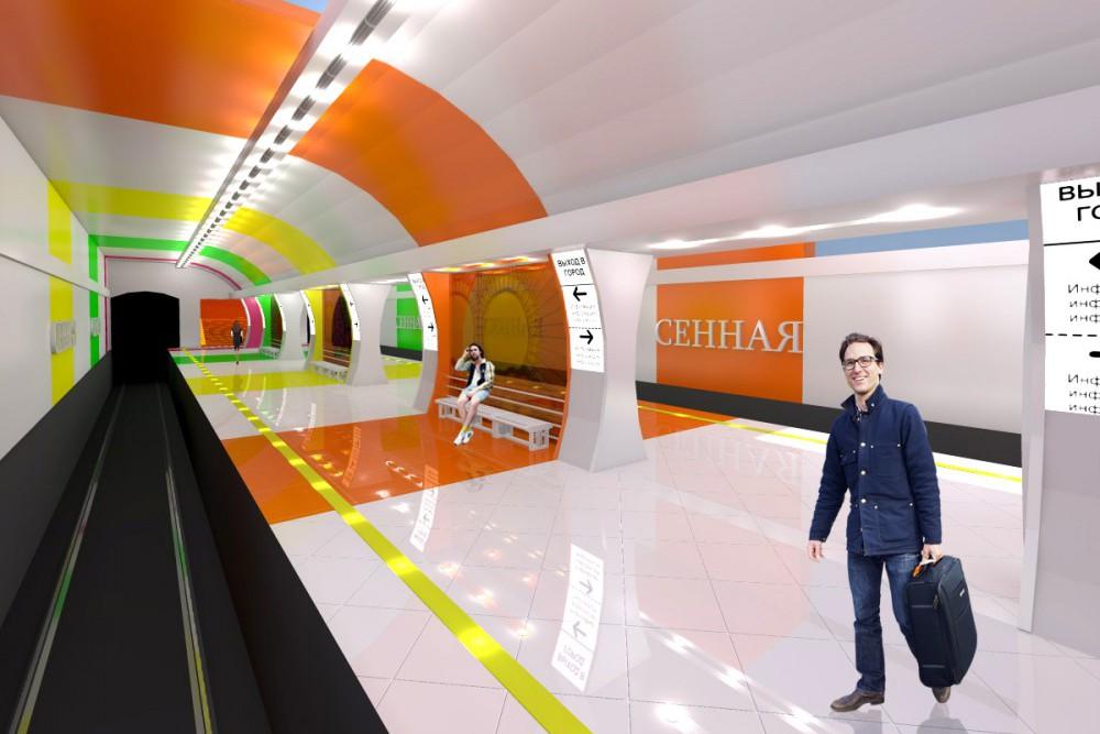 Шесть новых станций метро могут появиться в Нижнем Новгороде