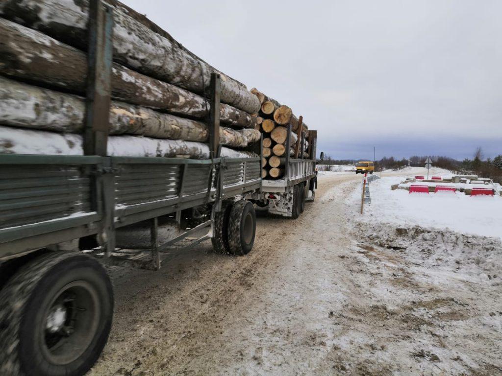Комиссия нижегородского ГУАД проверила соблюдение требований безопасности дорожного движения навременном проезде вШахунском районе
